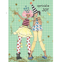 image of Sprinkle Joy greeting card