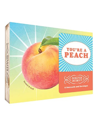 Image of YOU'RE A PEACH BOXED NOTES