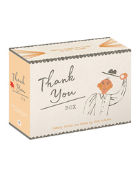 Image of Thank You Box Cards