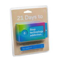 Image of 21 Days to Stop Tech Addiction Box