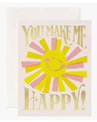 Image of You Make Me Happy Boxed Cards