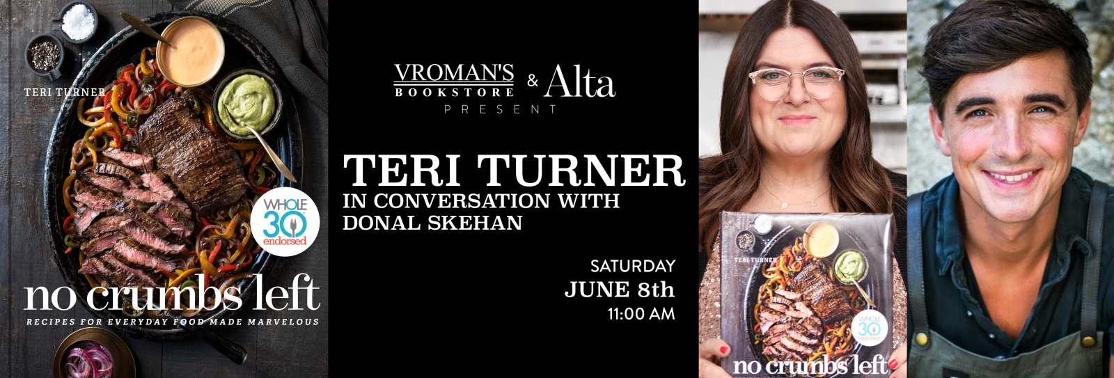 Teri Turner book signing Saturday June 8th at 11am