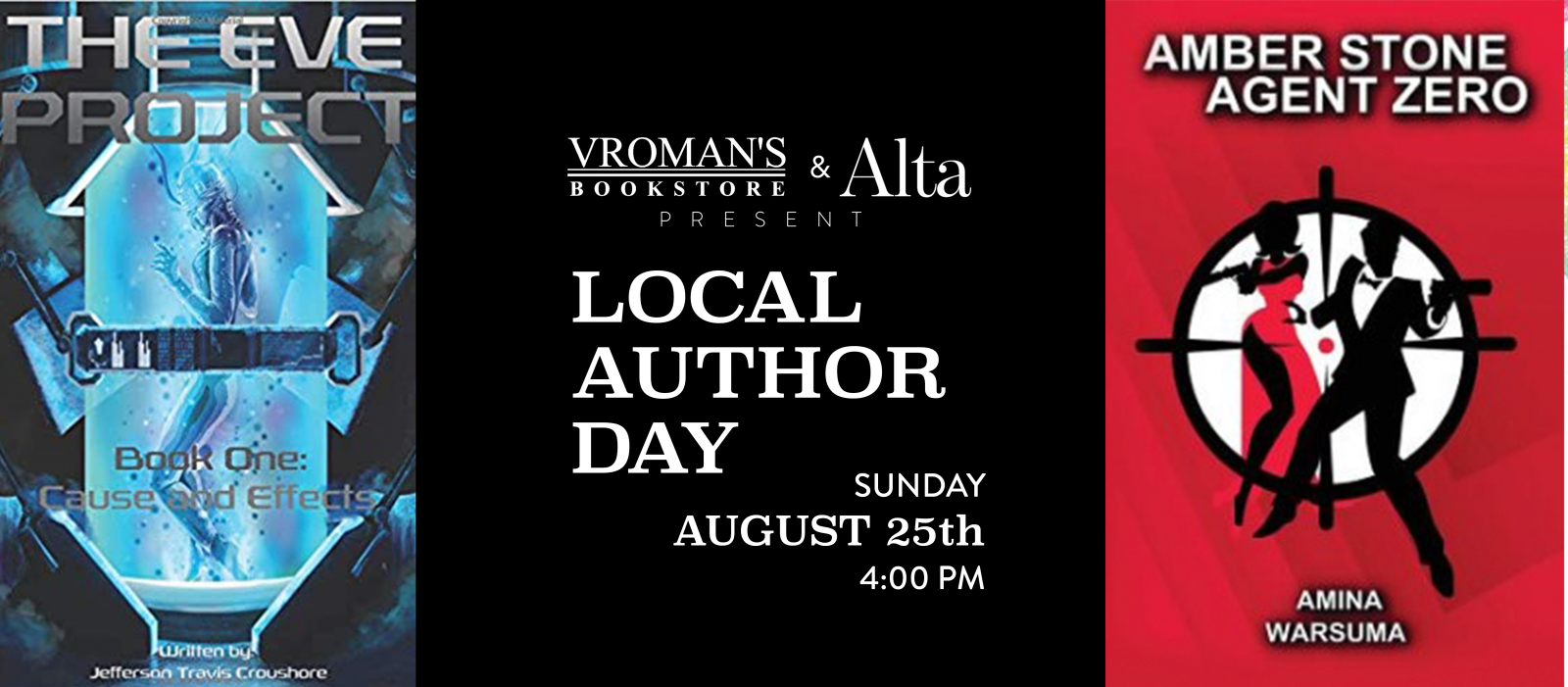 local author day