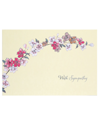 Image of With Sympathy Cards