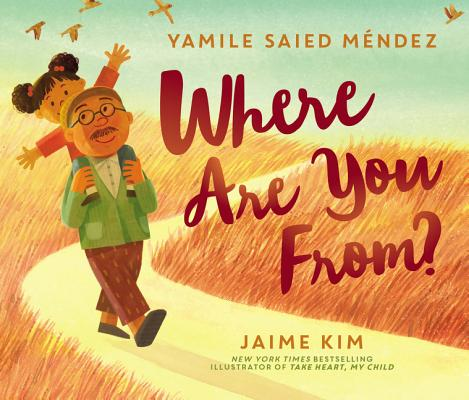 Where Are You From? book cover