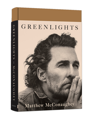 image of Greenlights book cover