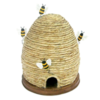 image of Beehive Figurine