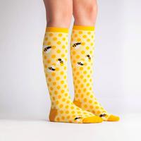 Image of Bees Knees High Socks
