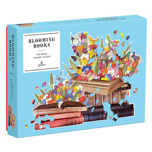 image of Blooming Books Puzzle box