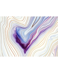 image of Blue Agate Note Cards