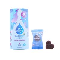 Image of Blueberry Acai Tea Drops