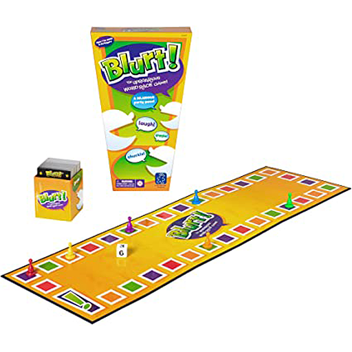 image of Blurt! game components