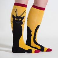Image of Chat Noir Knee High Socks