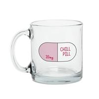 Image of Chill Pill Glass Mug
