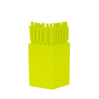 Image of Citron Jotter Gel Pens in Cup