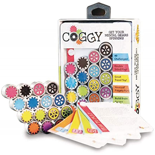image of Coggy game components