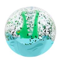 Image of Crocodile 3D Inflatable Beach Ball