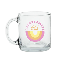 Image of Day Dreamers Glass Mug