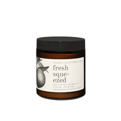 Image of Fresh Squeezed 4oz Candle