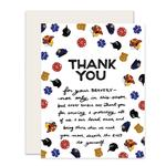 Image of First Responder Thank You Note