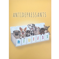 Image of Antidepressants Card