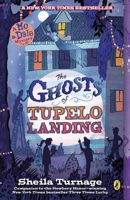 The Ghosts of Tupelo Landing book cover