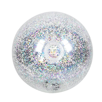 Image of Glitter Inflatable Beach Ball