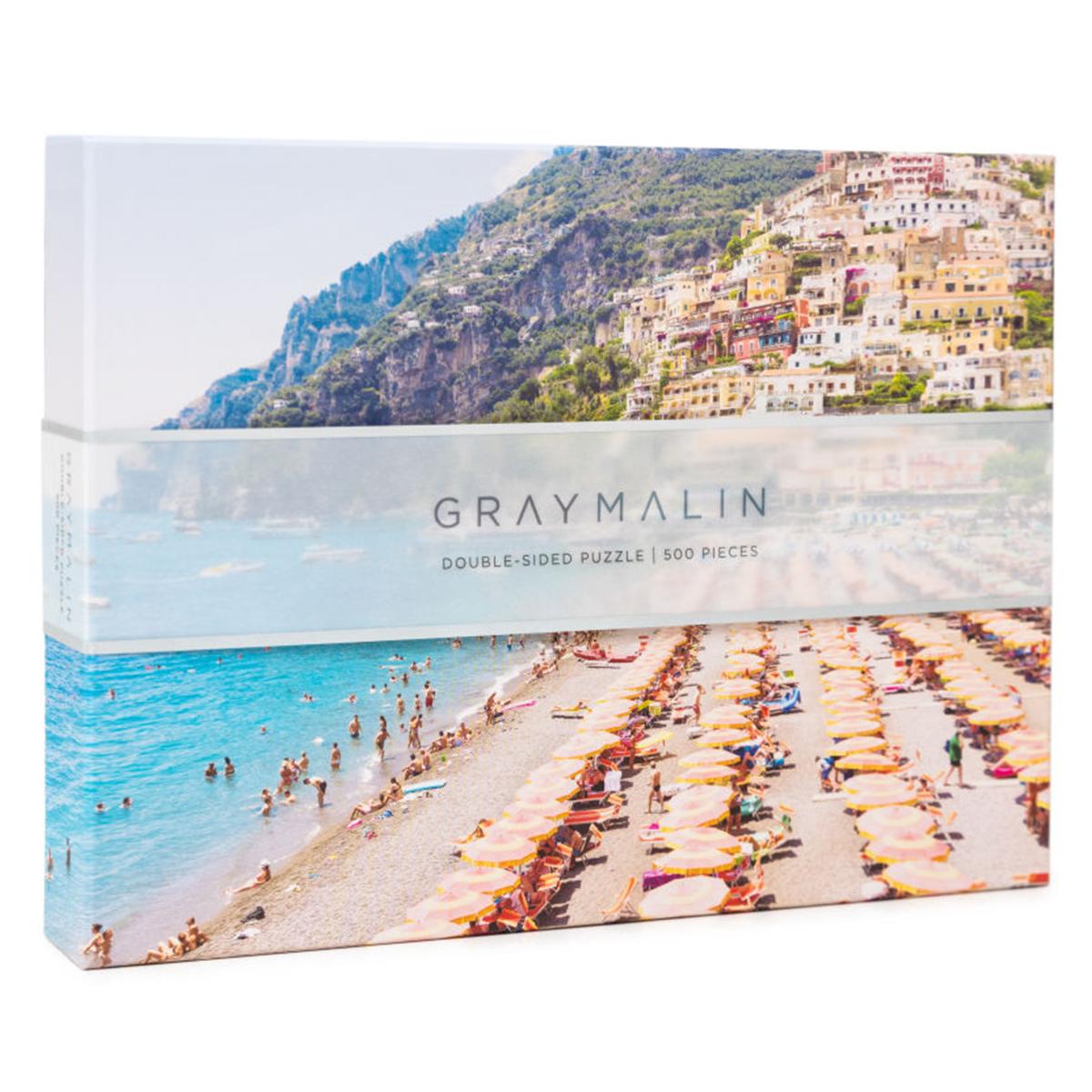image of Gray Malin Italy 2-Sided Puzzle box