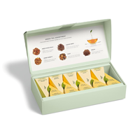 image of Green Tea Petite Box open