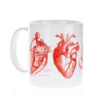 Image of Heart Mega Mug