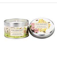 Image of Honey & Clover Travel Candle