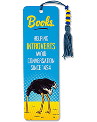 image of Introvert Bookmark