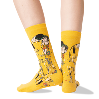Image of Kiss Women's Crew Socks
