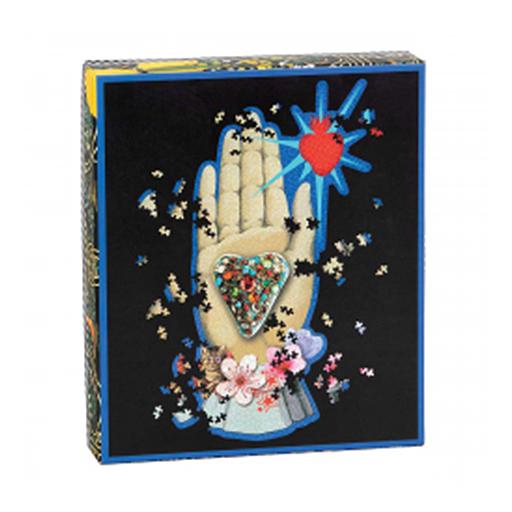 Image of Lacroix Maison De Jeu Puzzle box