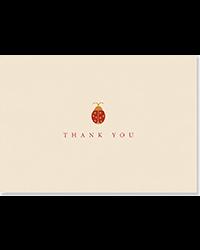 image of Ladybug Boxed Thank You Cards