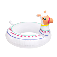 Image of Llama Luxe Pool Ring