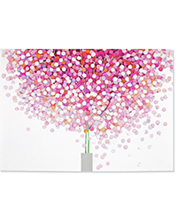 image of  Lollipop Tree Boxed Note Cards