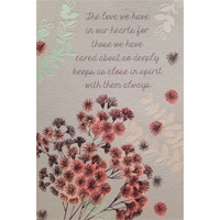 Image of Love In Our Hearts Card