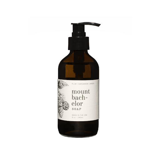 Image of Mount Bachelor 8oz Soap