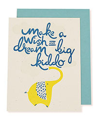 image of Elephant Birthday card