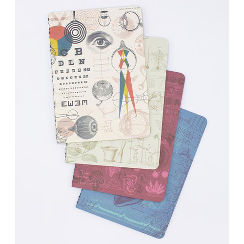 image of Medicine 4-Pack Softcover Asst Journal covers
