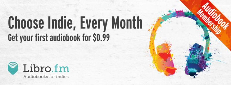 Choose Indie, Every Month. Get your first audiobook for for $0.99. Libro Fm audiobook membership