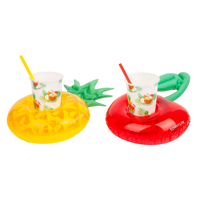 Image of Pina Colada Luxe Drink Holder Set