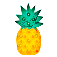 Image of Pineapple Marquee Light