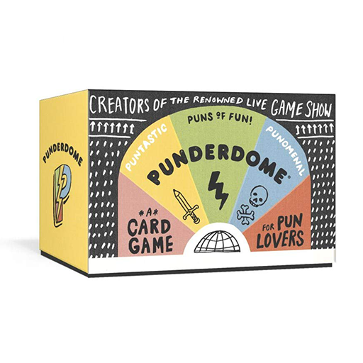 image of Punderdome game