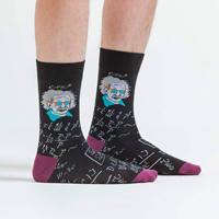 Image of Relatively Cool Men's Crew Socks