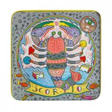 Image of Scorpio Soap Tin