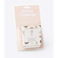 Image of Self Confidence 30 Day Tickets in Box