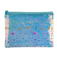 Image of Stardust See Thru Pouch