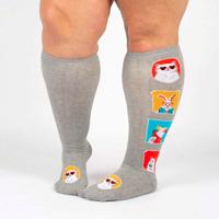 Image of Teacher's Pet Stretch-It Knee High Socks